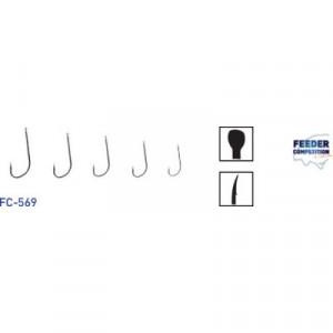 Carlige Carp Zoom Feeder Competion 569, 10 bc
