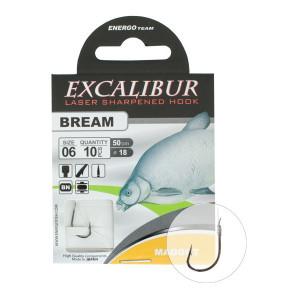 Carlige legate Excalibur Bream Maggot BN