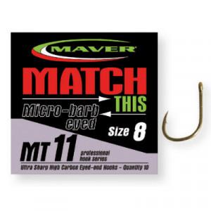 Carlige Maver Match This MT11, 10bc