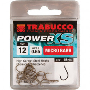 Carlige Trabucco Power XS, 15buc