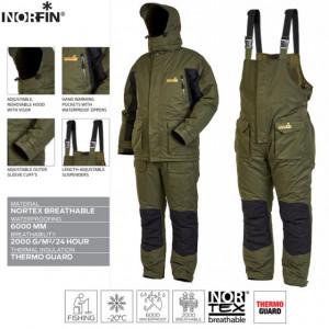 Costum Norfin Element, M