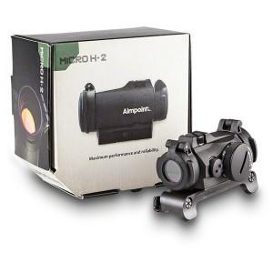 Dispozitiv Red Dot Sight Aimpoint micro H-2 cu prindere Blaser