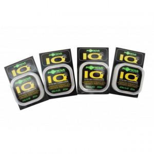 Fir Fluorocarbon pentru monturi IQ Extra Soft 20m Korda