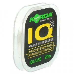 Fir flurocarbon IQ 10lbs / 20m Korda
