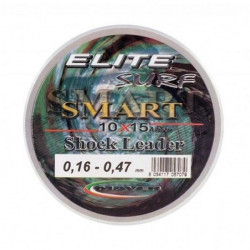 Fir Inaintas Conic Elite Shock Leader, 10x15m Maver