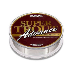 Fir monofilament Super Trout Advance VA-G, 100m Varivas