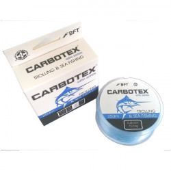 Fir monofilament Troling&Sea Fishing 250m Carbotex