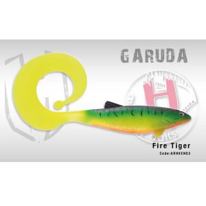 Garuda Shad 35cm 160gr Fire Tiger Herakles