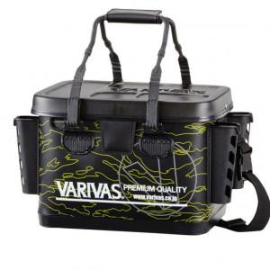 Geanta Varivas Tackle Bag, Khaki, 36cm