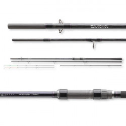 Lanseta Aqualite Light Feeder 3,60m / 120g / 3+2 buc Daiwa