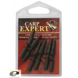Lead Clips Carp Expert Long Cast