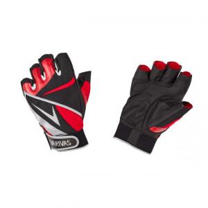 Manusi cu Degete Taiate Varivas Stretch Fit Glove 5, Red