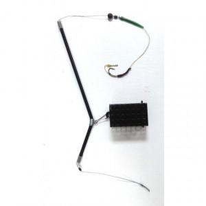 Montura feeder cosulet anti-tange soft rig 30g / nr 6 Arrow