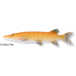 Naluca 3D Line Thru Pike 20cm/66g/ Albino Pike Savage Gear