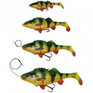 Naluca Savage Gear 4D Perch Shad, SS 02, 12.5cm, 23g