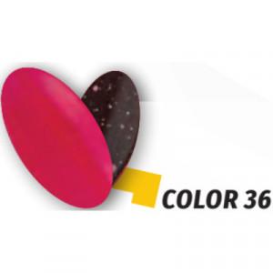Oscilanta Herakles Leaf, Culoare 36 - Pink Pellet, 0.9 g