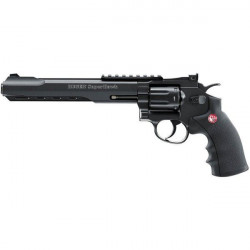Pistol airsoft CO2 Ruger SuperHawk8  / 8 bb / 4J Umarex