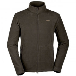 Pulover Hannes Fleece Maro Blaser