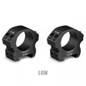Set inele 25mm luneta Vortex Pro Ring 1 Low