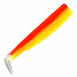 Shad Fiiish Black Minnow 160, Orange/ Yellow, 16cm, 3buc