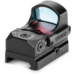 Sistem ochire Red Dot Hawke Sight Reflex Digital Control