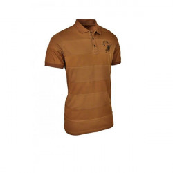 Tricou Polo Noah Dark Orange Blaser