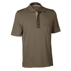 Tricou Polo Till Dark Orange Blaser