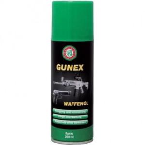 Ulei intretinere arma Gunex 2200 / 200ml Ballistol