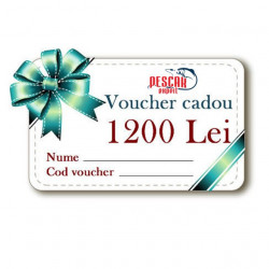 Voucher Cadou 1200 RON