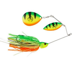 Spinnerbait NR.4/42g Firetiger Savage Gear