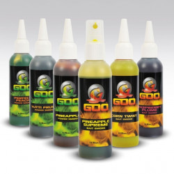 Atractant GOO Corn Twist Bait Smoke 115ml Korda
