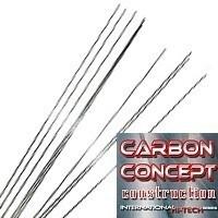 Varf Carbon L=100cm / D=4,80/1,50mm / LineaEffe