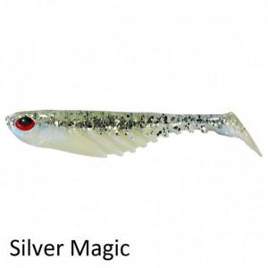 Shad Ripple 11 cm Silver 4 buc / plic Berkley