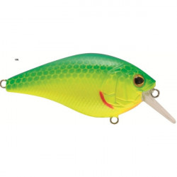 Vobler Fargo SQR Floating, Chartreuse Blue Back, 6cm, 11g  Rapture