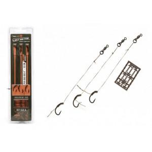 Montura Prologic XC7 10cm, 15lbs, 3buc
