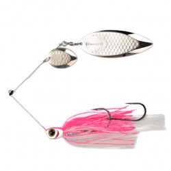 Spinnerbait Biwaa Dogon, Pink Ice, 14g