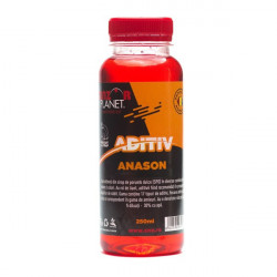 Aditiv Anason 250ml Senzor Planet