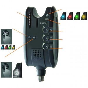 Avertizor Pro Carp X8000 Cormoran