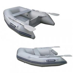 Barca pneumatica Jolly 220 gri Allroundmarin