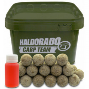Boiles Haldorado Big Feed C21, galeata 1kg + 100 ml aroma, 21mm