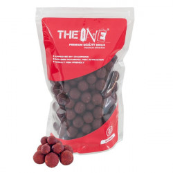 Boilies Solubil PVTV The Red One 22mm 1kg The One