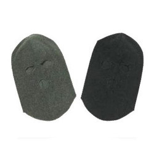 Cagula fleece neagra Treesco