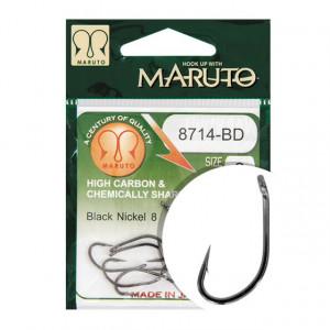 Carlige EnergoTeam Maruto 8714BD-BN, 10buc