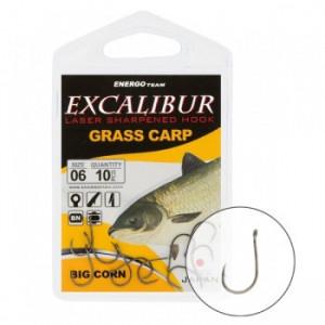 Carlige Excalibur Big Corn NS, 10buc