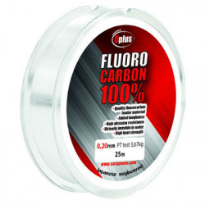 Fir fluorocarbon Carp Zoom Fluorocarbon Leader, 25 m