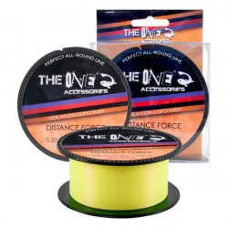 Fir Monofilament Distance Force Galben 270m The One