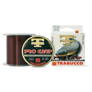 Fir monofilament T-Force Pro Carp 300m Trabucco