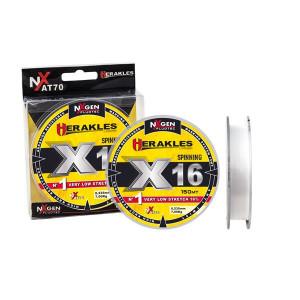 Fir monofilament X16 Spinning 150m Herakles