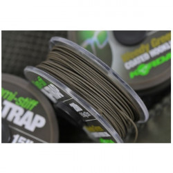 Fir N-Trap semi stiff coated 15lb/ 20m Korda