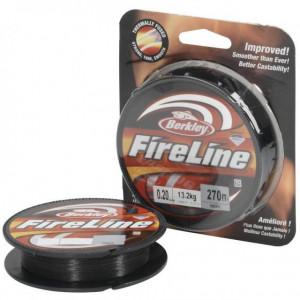 Fir Textil Fireline gri 270m Berkley